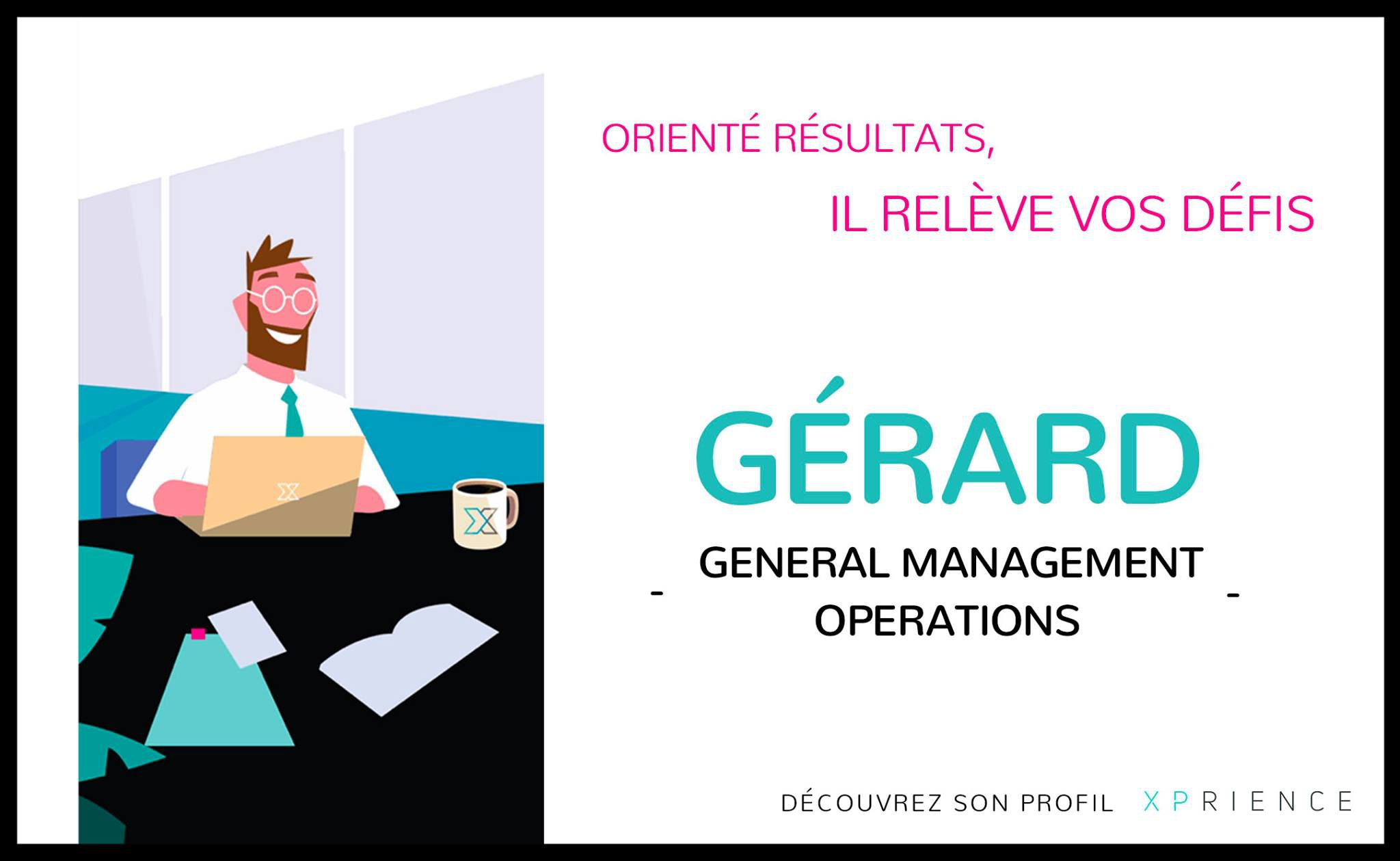 general management - operations